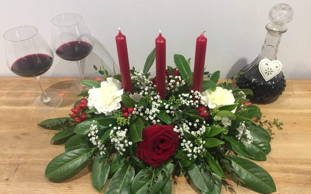 Christmas Table Decorations – workshops and more…